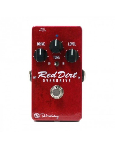 Pédale overdrive Keeley Red Dirt
