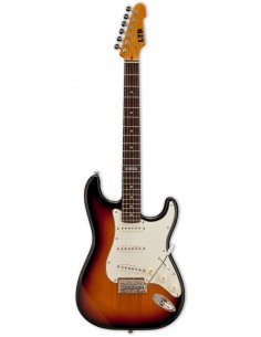 Guitare électrique LTD ST-213 Sunburst 3 tons