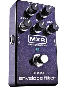 Pédale envelope filter MXR  Bass Envelope Filter M82