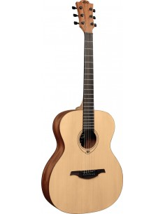 Pack guitare acoustique Lâg T44A