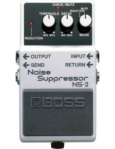 Pédale noise gate Boss Noise Supressor NS-2