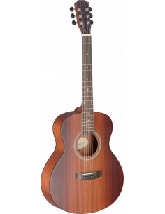 Guitare acoustique James Neligan DEV-A mini